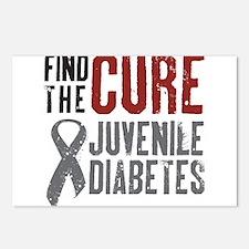 Juvenile Diabetes Postcards (Package of 8)