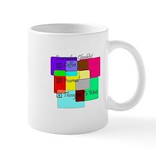 Checklist Coffee Mug