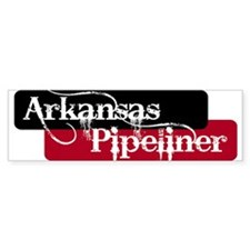 Arkansas Pipeliner Bumper Bumper Sticker