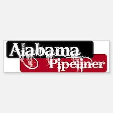 Alabama Pipeliner Bumper Bumper Bumper Sticker