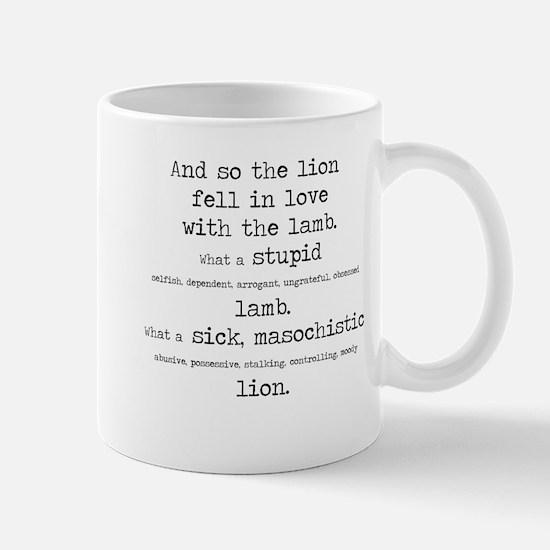 Cool Lions suck Mug