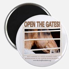 """Open the Gates! 2.25"""" Magnet (100 pack)"""