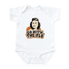 Retro Infant Bodysuit
