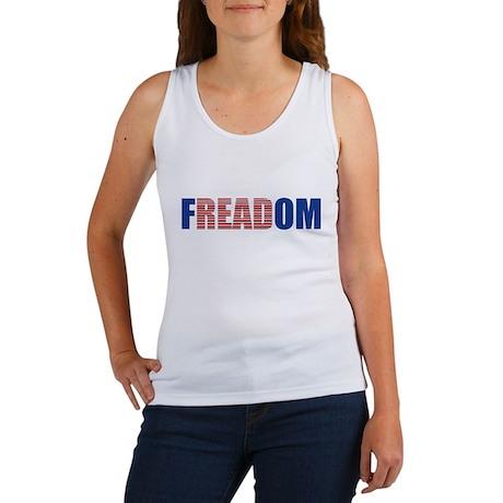 FREADOM Women's Tank Top