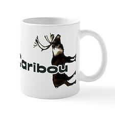 Caribou t-shirt shop Mug