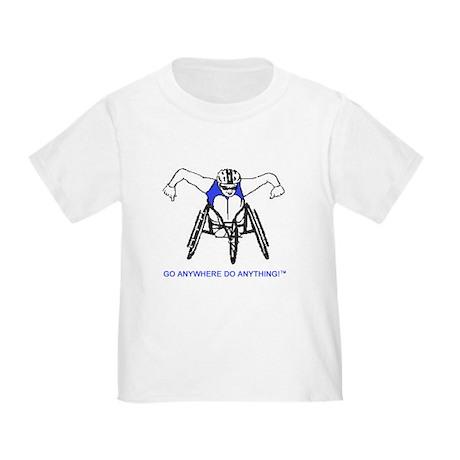 Gada Wheelie for CafePress T-Shirt