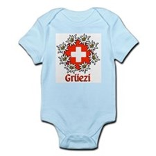 Gruezi Infant Creeper
