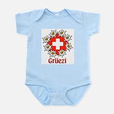 Gruezi Infant Creeper