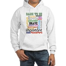 Dare To Be Hoodie