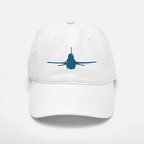 Viper -blue Baseball Baseball Cap