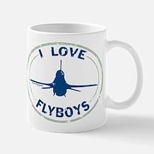 Flyboys F-16 -blue/green Mug