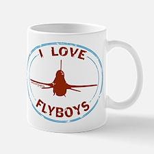 Flyboys F-16 -blue/red Mug