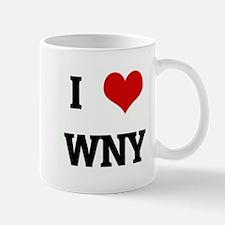 I Love WNY Mug
