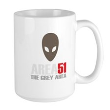 the grey area Mugs