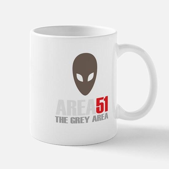 Unique Abducted Mug
