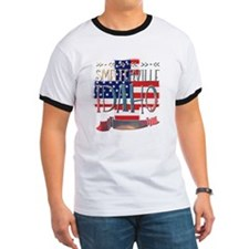 Justin Monroe portrait (T-Shirt)