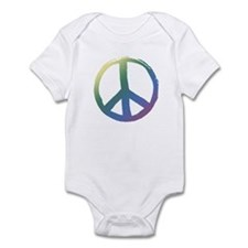 Funny Burning man Infant Bodysuit