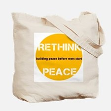 Cool War prevention Tote Bag