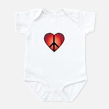 Burning man Infant Bodysuit