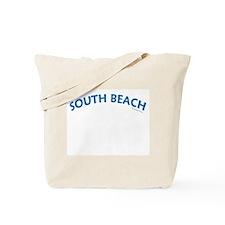 South Beach (Blue) - Tote Bag