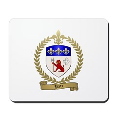 PATE Family Crest Mousepad