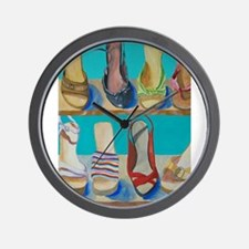 Shoes-e-Shoes Wall Clock