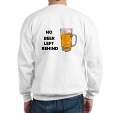 BEER DRINKING INSTRUCTOR Sweatshirt