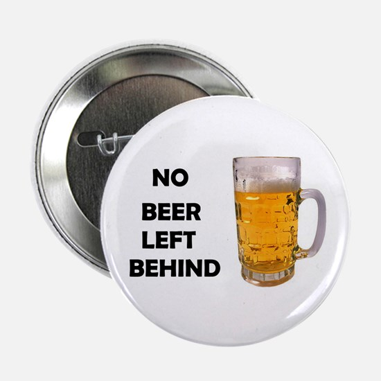 """BEER DRINKING INSTRUCTOR 2.25"""" Button (10 pac"""