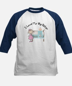little brother big sister matching shirts Tee