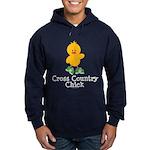 Cross Country Chick Hoodie (dark)