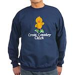 Cross Country Chick Sweatshirt (dark)