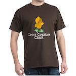 Cross Country Chick Dark T-Shirt