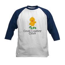Cross Country Chick Tee
