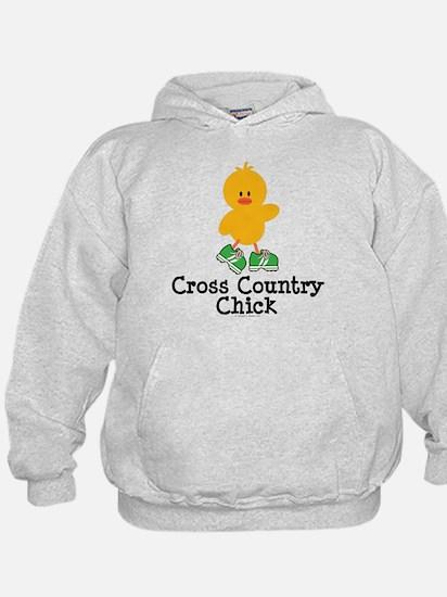 Cross Country Chick Hoodie