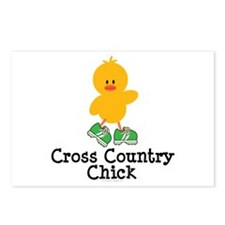Cross Country Chick Postcards (Package of 8)