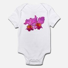 Pink Cattleya Infant Bodysuit