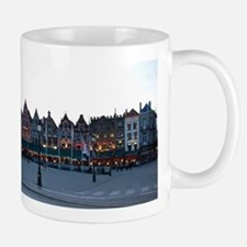 Bruges at Night Mug