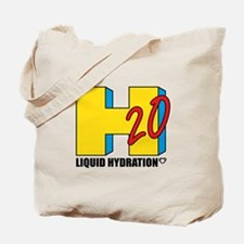 H2O Liquid Hydration Tote Bag