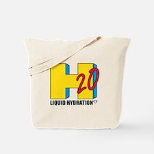 H2O Liquid Hydration Tote Bag
