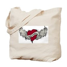 Heart Bulgaria Tote Bag