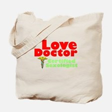 Love Doctor Tote Bag