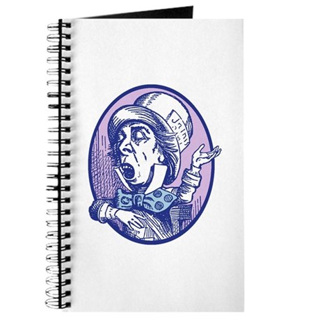Mad Hatter Journal