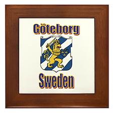 Gothenburg Framed Tile