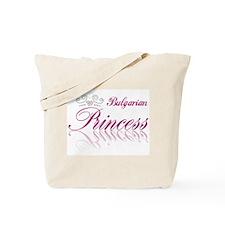Bulgarian Princess Tote Bag