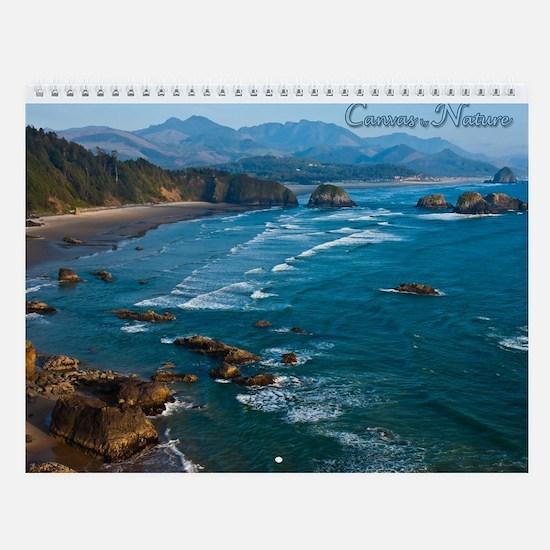 Oregon Coast I Wall Calendar