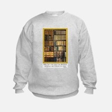 Erasmus Quote Sweatshirt
