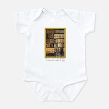 Erasmus Quote Infant Bodysuit