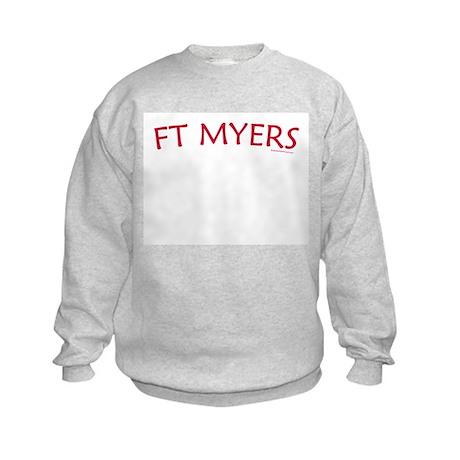 Ft Myers - Kids Sweatshirt