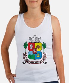 Sofia Coat Of Arms Women's Tank Top