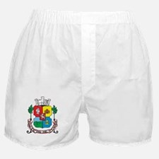 Sofia Coat Of Arms Boxer Shorts